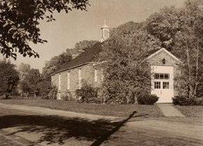 Rhinebeck Grange P of H 896 was organized November 12, 1900. Rhinebeck Grange Hall shown here.